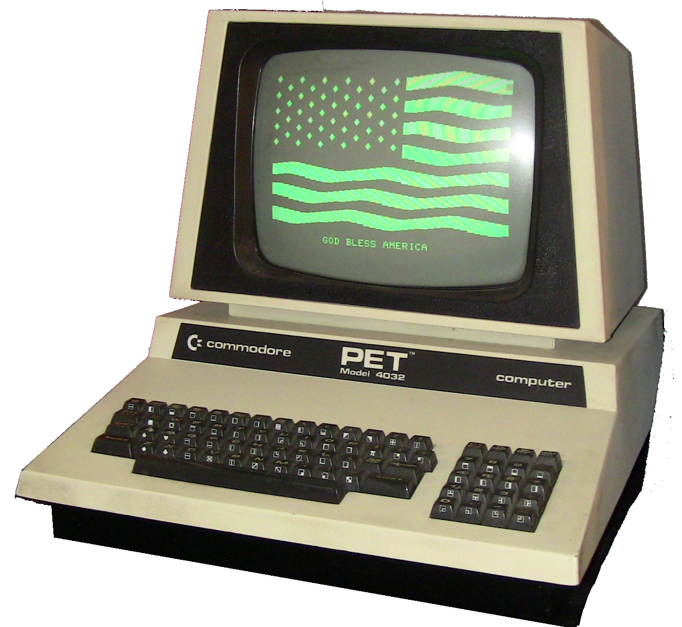 The First Personal Computer, The Commodore PET – A blog by James Glaser